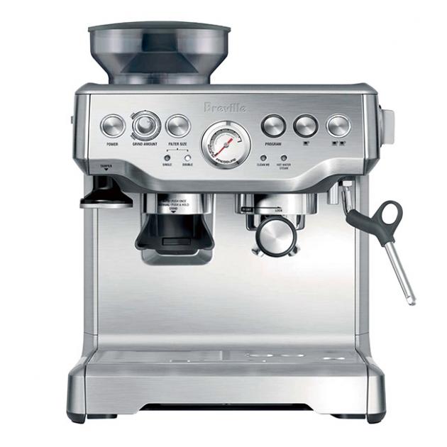 複合式研磨義式咖啡機BES870XL 1