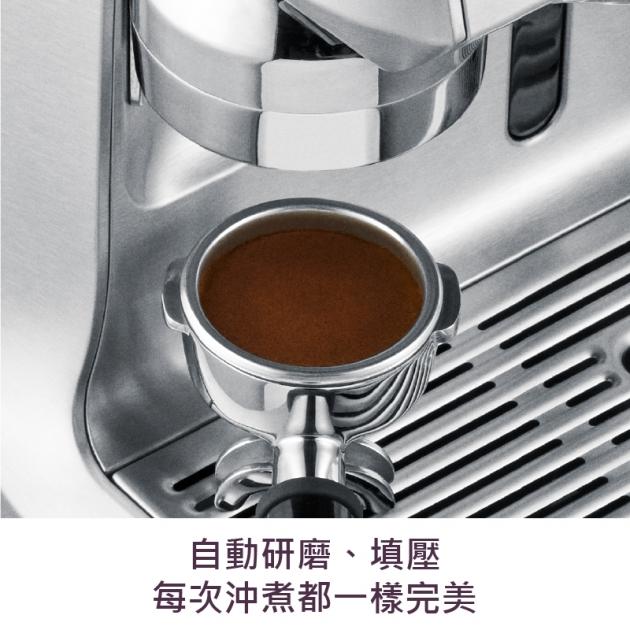 The Oracle智慧型半自動義式咖啡機BES980XL 3
